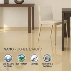 Porcelanato Beige Super Gloss
